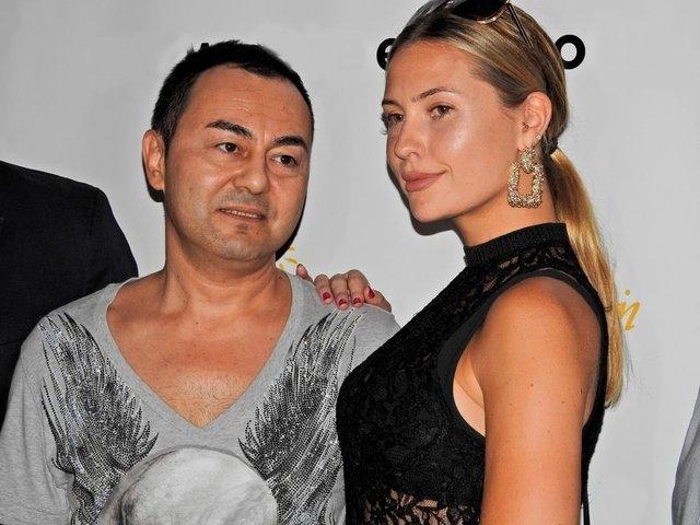 Serdar Ortaç Chloe Loughnan'dan boşanmak için avukata başvurdu