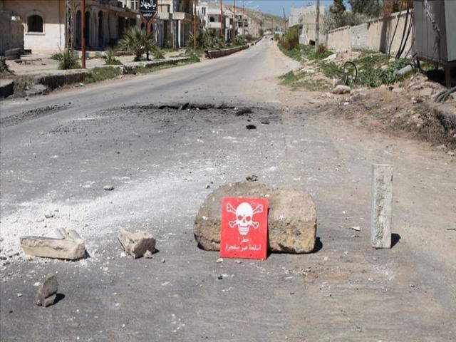'Esed rejimi kimyasal silah saldırılarını örtmeye çalışıyor'