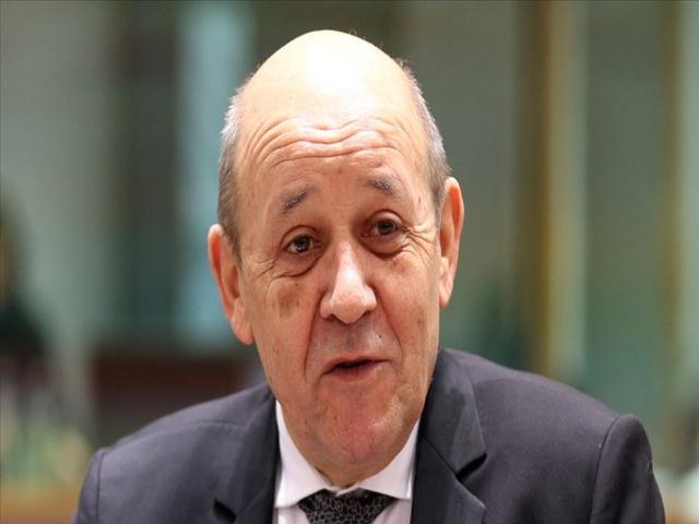 Fransa Dışişleri Bakanı : Rum basını yanılıyor